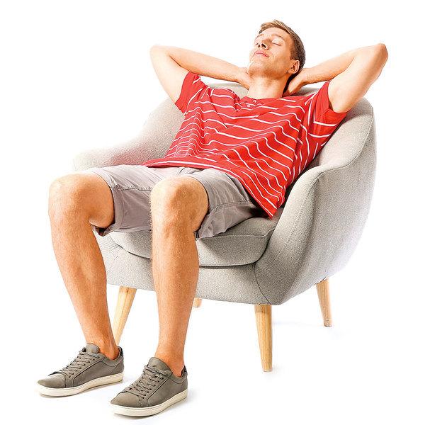不活動肌肉就衰退! 醫生教你預防肌少症