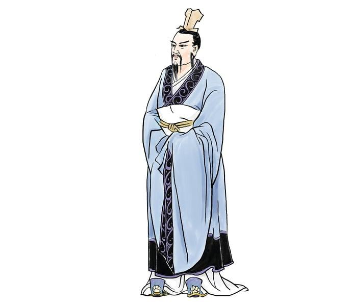 【笑談風雲】秦皇漢武 第七章 斬蛇起義1