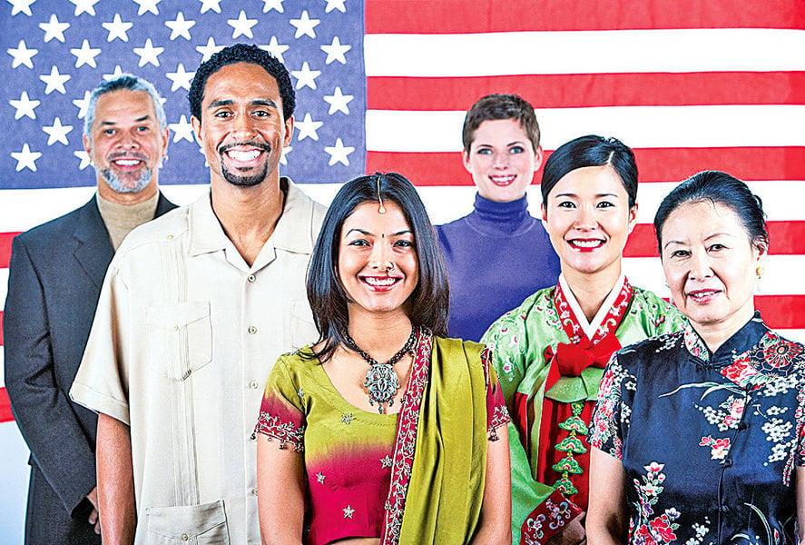 美國人口結構變化 回顧亞裔成長經歷