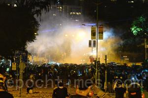 香港人權監察:實彈釀人道災難 呼籲政治解決