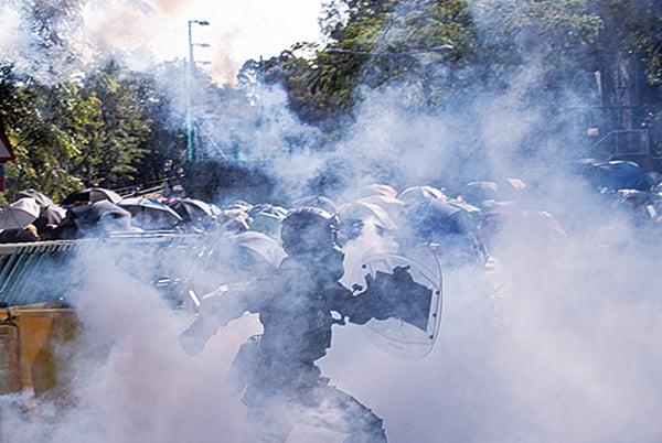 華郵:北京對香港手段或更激烈 美國需應對