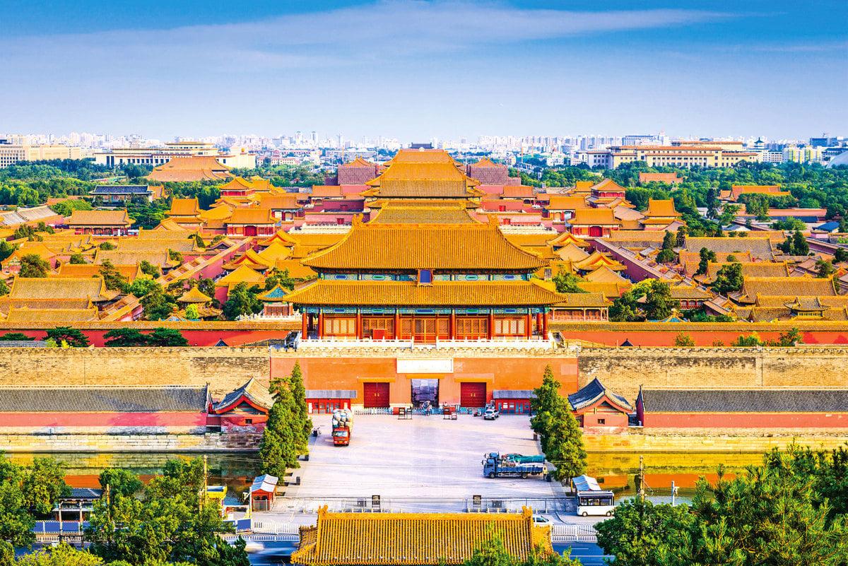 北京城的宮殿建築群、城垣遺址,多是在「元大都」的基礎上建立起來的。(Fotolia)