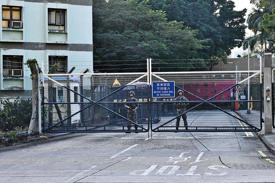 評論:警惕北京在等機會動手