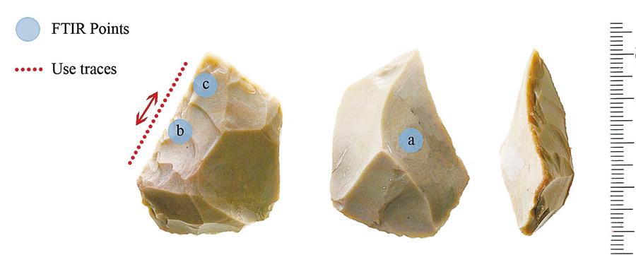 50萬年前的刀引發人類起源迷思