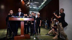香港「史上最重要」區選逼近 民主派:反送中變相公投