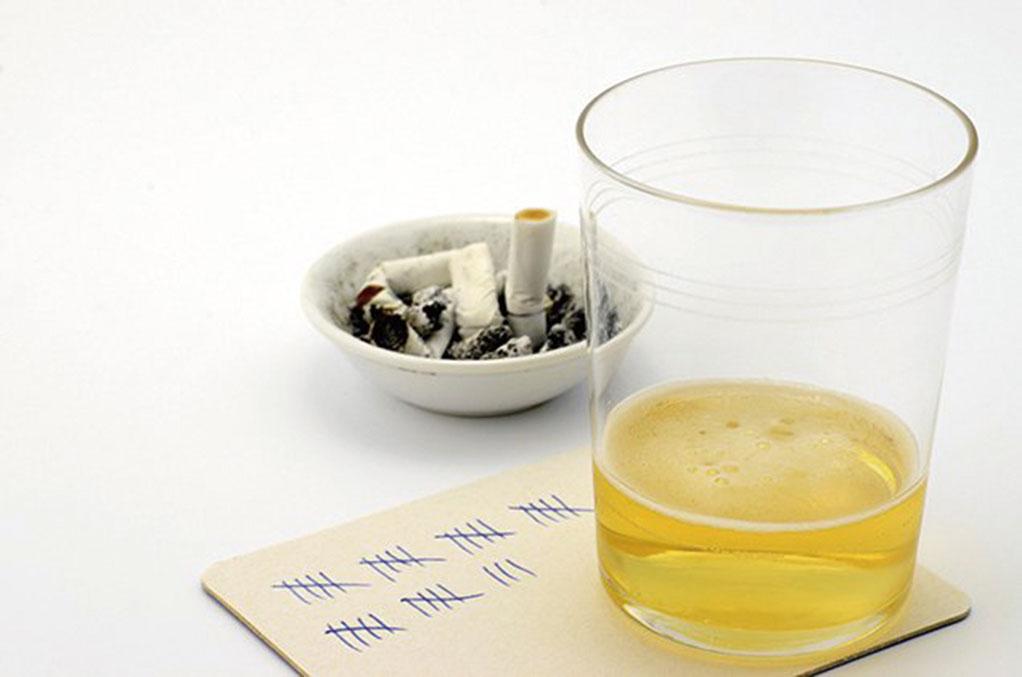 斯特林.坎貝爾開始修煉後,戒除了菸、酒和藥物濫用。