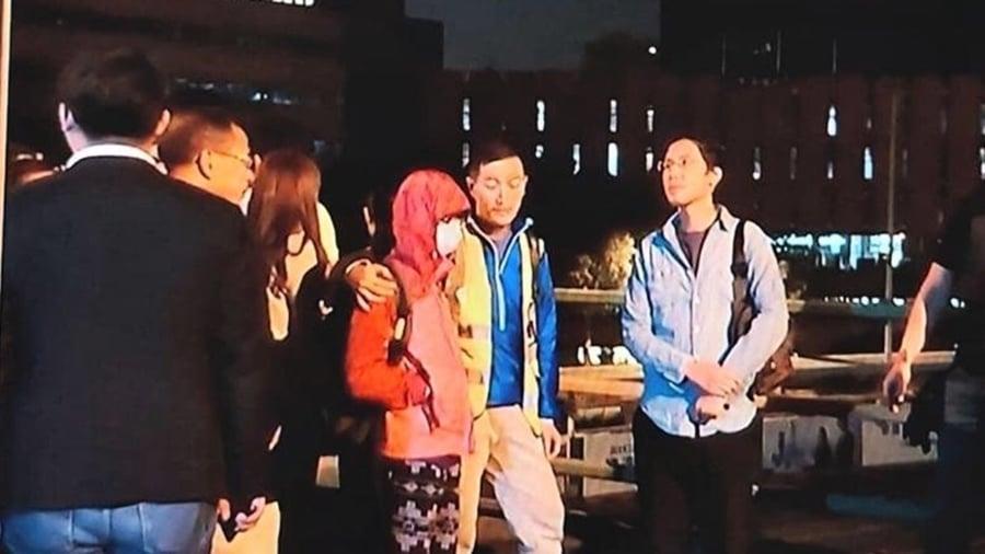 朱鎔基孫女受困理大?曾鈺成否認協助營救