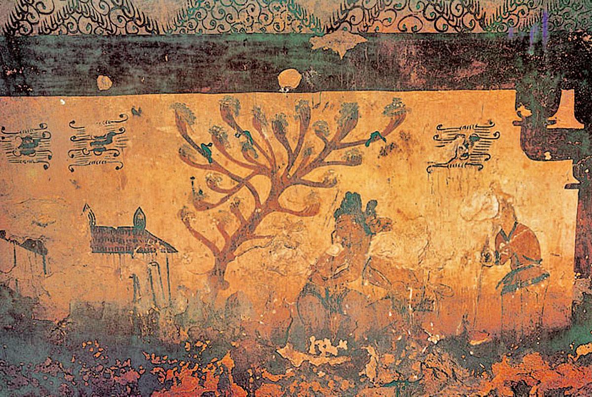 高句麗壁畫(公有領域)