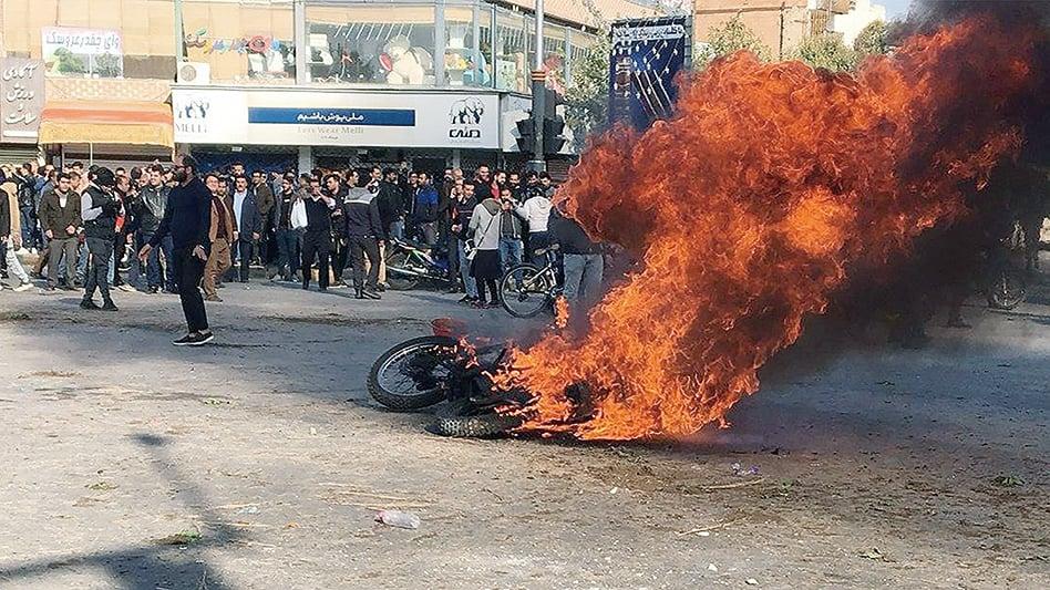因調高油價引發抗議 伊朗已106死