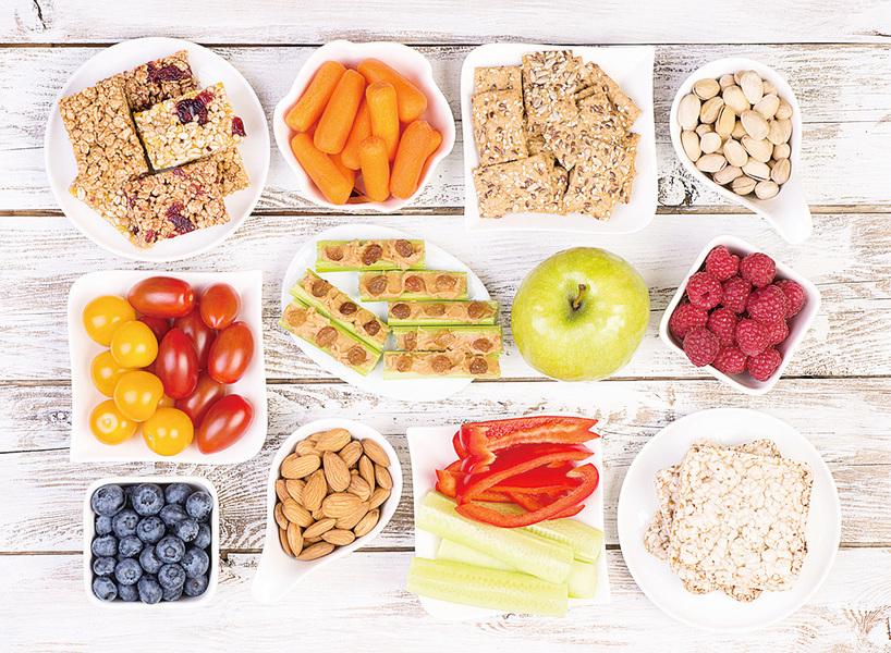 上班時間零食勿亂吃 專家建議十二種零食