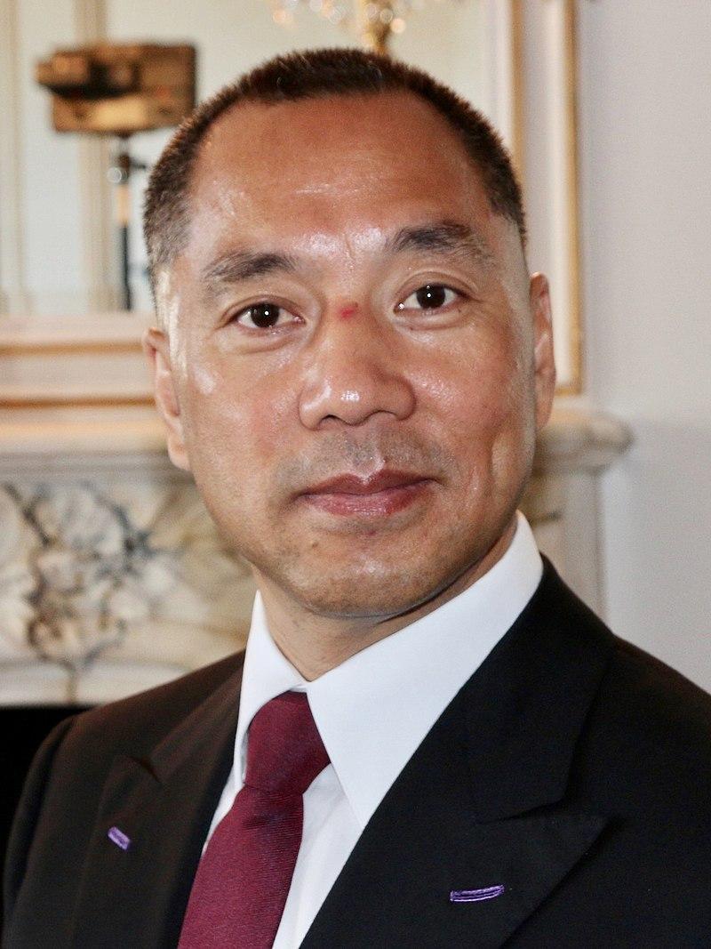 郭文貴:香港人權法案就是合法滅共執
