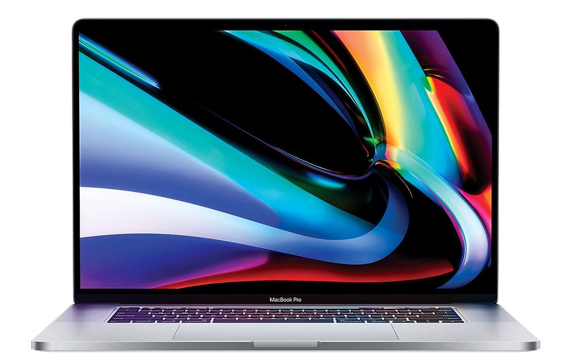 11月13日,蘋果發佈了16英寸新筆電MacBook Pro,取代了原本的15.4英寸MacBook Pro。(Apple提供)