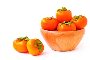 秋天就是要吃柿子