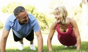 想維持60歲後健康體態?   試試「健身保養術」