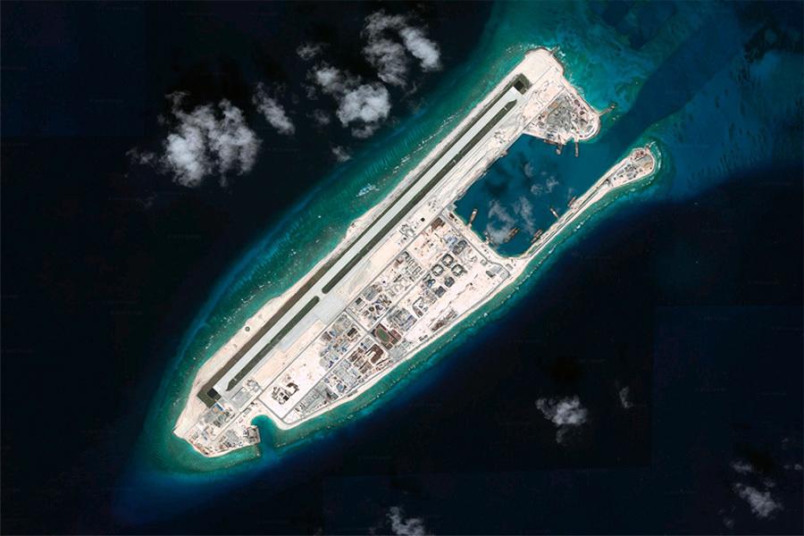 東盟峰會不顧中共施壓 南海問題列聲明草案