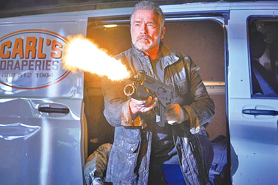 老角色的阿諾舒華辛力加,或許年事已高,已不像青壯年時代可以輕易成為螢幕焦點,但本片若少了他,魅力勢必大減。