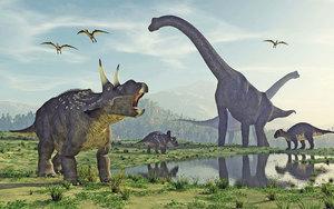 恐龍原來生活在銀河系的另一端