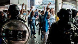 港議員:中共「止暴制亂」濫捕 反致抗爭者越來越多