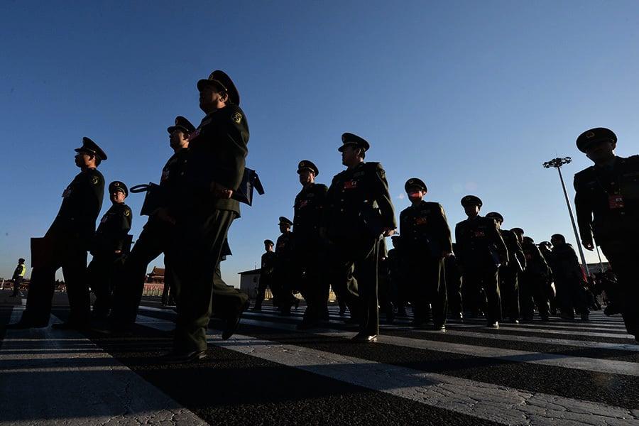 軍隊反腐再有大動作 軍委著手整治軍隊住房