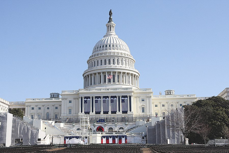 美國國會通過香港法案 中共玩火燒身