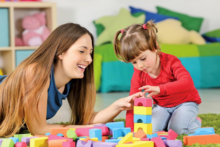 讓注意力不足過動症孩子  從遊戲中學專注