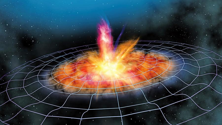 消除量子噪聲引力波探測器實現突破