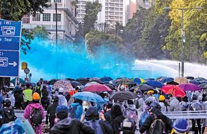 近58萬人聯署促海牙仲裁法院調查香港警暴