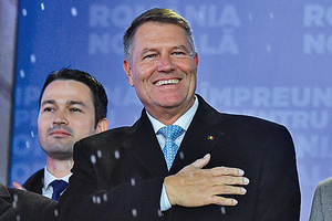 羅馬尼亞總統大選 現任總統有望獲勝