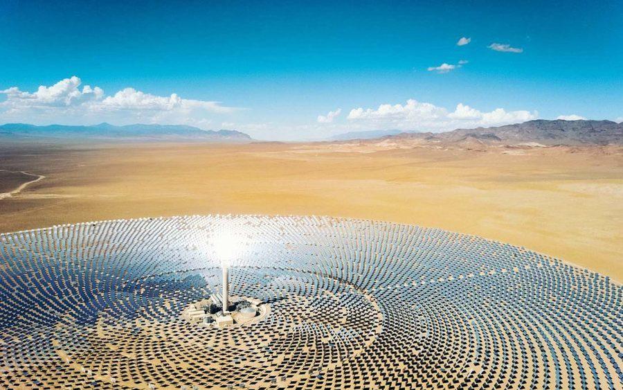 太陽能技術新突破:達逾千度高溫可煉鋼