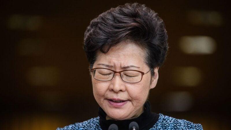 學者:中共或加速撤換林鄭