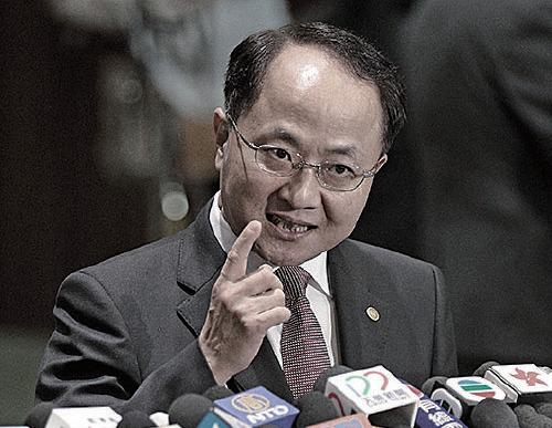 王志民被指謊報軍情,將被撤換。(大紀元資料圖片)