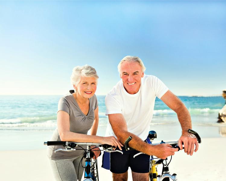 為健康存款 年老不等於衰老