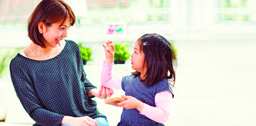 如何與不滿8歲的幼童溝通