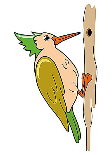 童謠啄木鳥