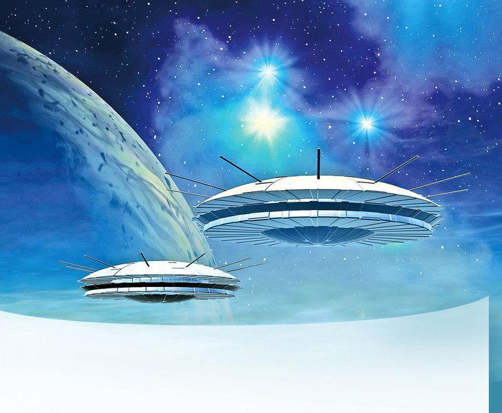 【外星生命】存在金星人?
