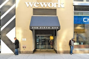 WeWork全球裁員2400人