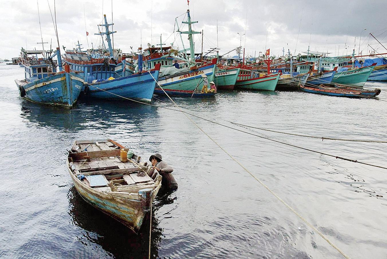 越南南部的富國島已經被列入沿海經濟特區。該島目前主要收入是漁業,當局希望也發展旅遊業。(AFP)