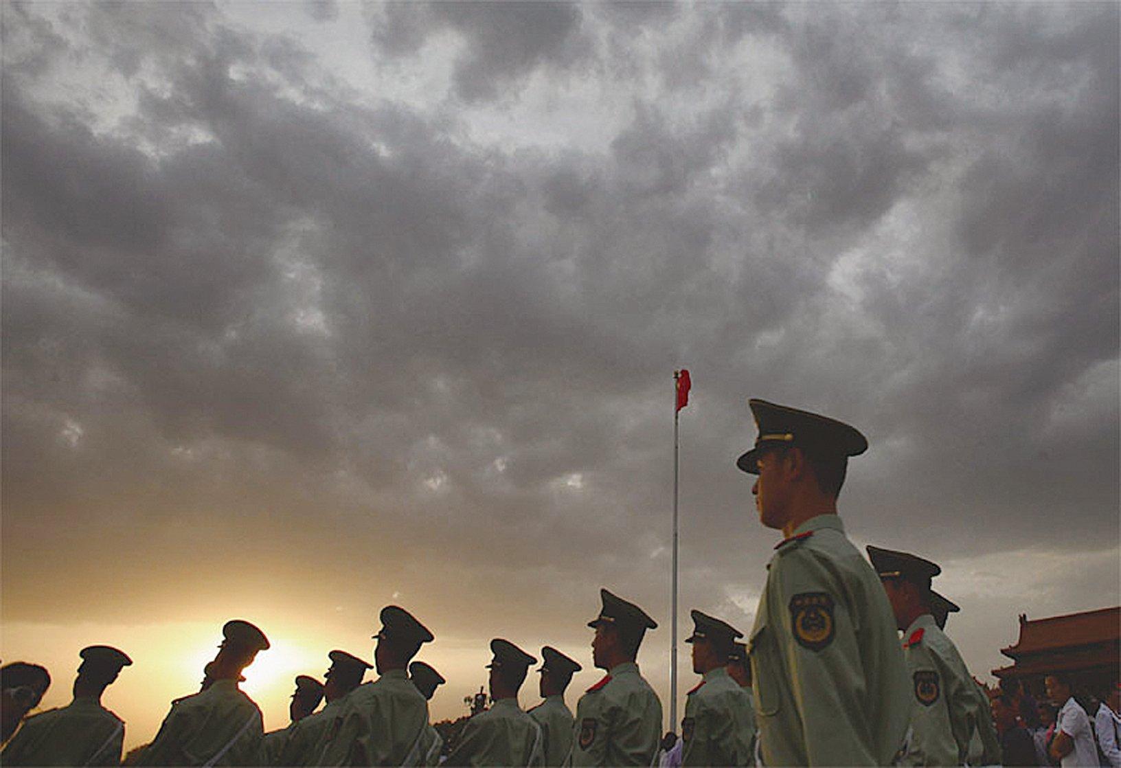 北京政權在生死之際,仍執迷不悟、心存僥倖。後世的人看來,會非常感慨、唏噓不已。(Getty Images)