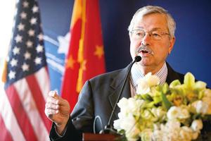 中共召見美駐華大使抗議香港法案 反碰壁