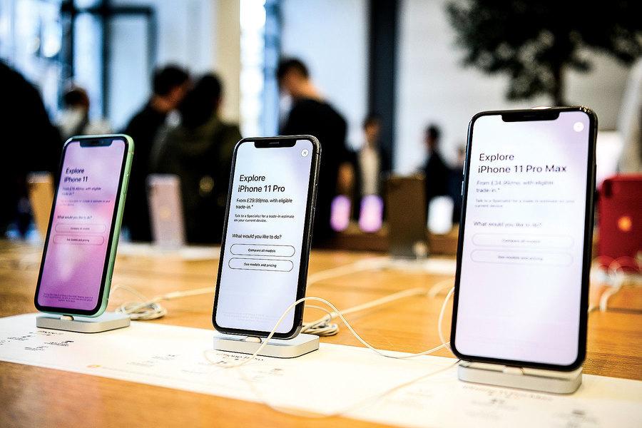 明年手機5G大戰開打 5G iPhone亮相或繼續領先