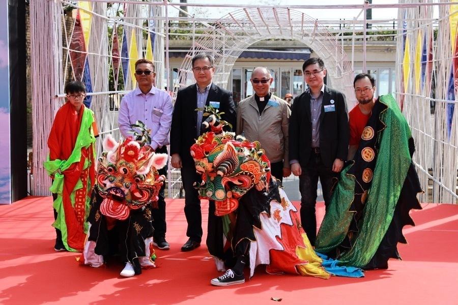 鹽田梓藝術節開幕 旅遊事務專員:促進本地旅遊市場