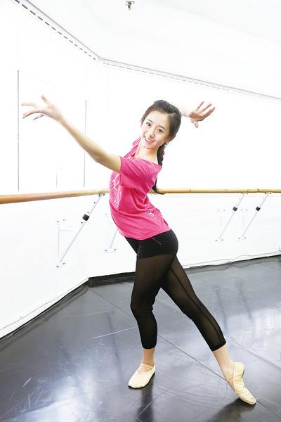 中國舞大賽在即 名師鼓勵參賽(下)