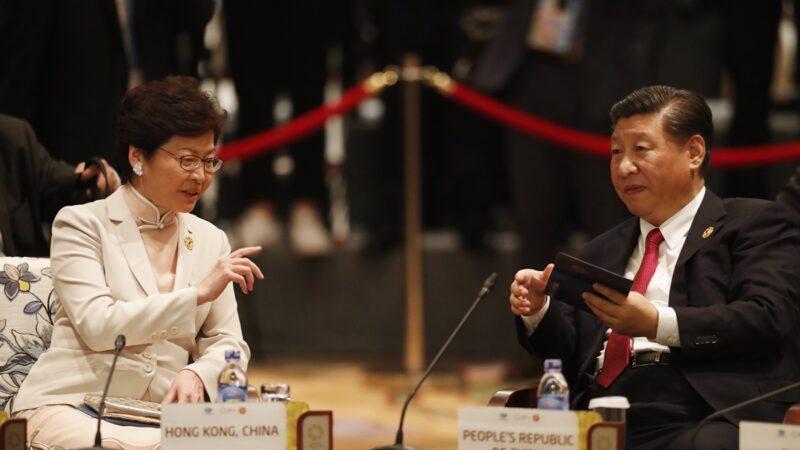 《華盛頓郵報》編輯委員會刊發社論問習近平,香港的吶喊聽到了嗎?( JORGE SILVA/AFP/Getty Images)
