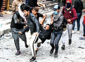 伊拉克血腥鎮壓 近40死總理請辭