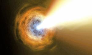 研究發現宇宙中迄今最強爆炸