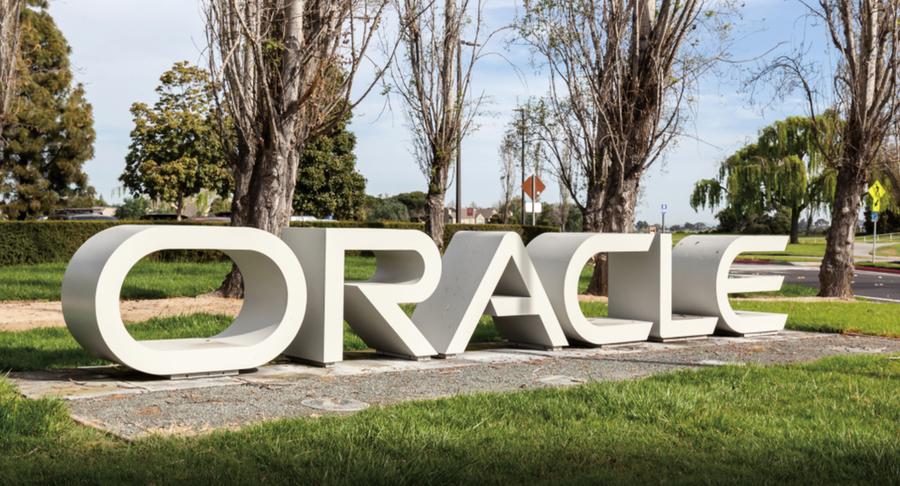 我踏入甲骨文(Oracle)的第一步