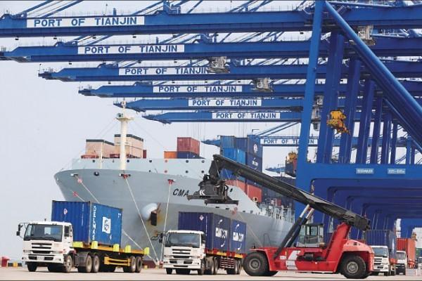 中國六月份進出口下降超預期 貿易前景黯淡