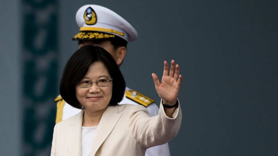 中共反制香港法案惹嘲諷 專家:又給蔡英文送槍炮