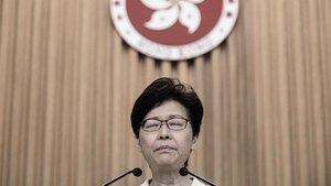 林鄭民望再創歷屆特首新低 55%人給零分