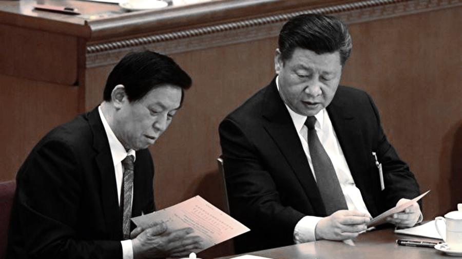 中港局勢敏感時刻 栗戰書脫稿提香港